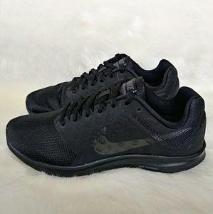 Nike Downshifter Womens Black Sneakers